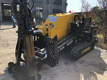 Heavy Duty Horizontal Directional Drilling Machine With Yanma 46.3kw Engine