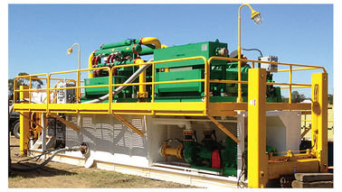 Custom Engineering Mud Recycling System With High Effective Capacity