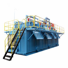 Corrosion - Resistant Mud Recycling System Big Capacity Installation Easily